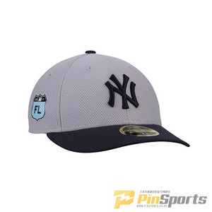 [NEW ERA] 뉴에라 2017년 Spring Training 59FIFTY CAP 뉴욕양키즈
