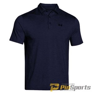 [Under Armour] 언더아머 골프티셔츠 THREADBONE JACQUARD POLO 1090 UM0548 네이비