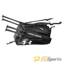 [Under Armour] 언더아머 CONVERGE CLEANUP 2 DUFFLE/BACKPACK 더블백가방 블랙
