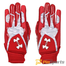 [Under Armour] 언더아머 UA SM-1295579 RED UA UNDENIABLE GLOVE 레드